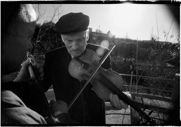 violín trovo alpujarreño
