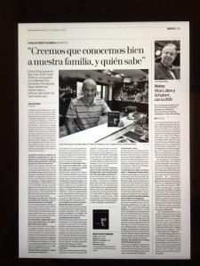 Orán ya no te quiere en Diario de Navarra